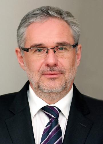 Dr. Síkfői Tamás a Pécs-Baranyai Kereskedelmi és Iparkamara elnöke