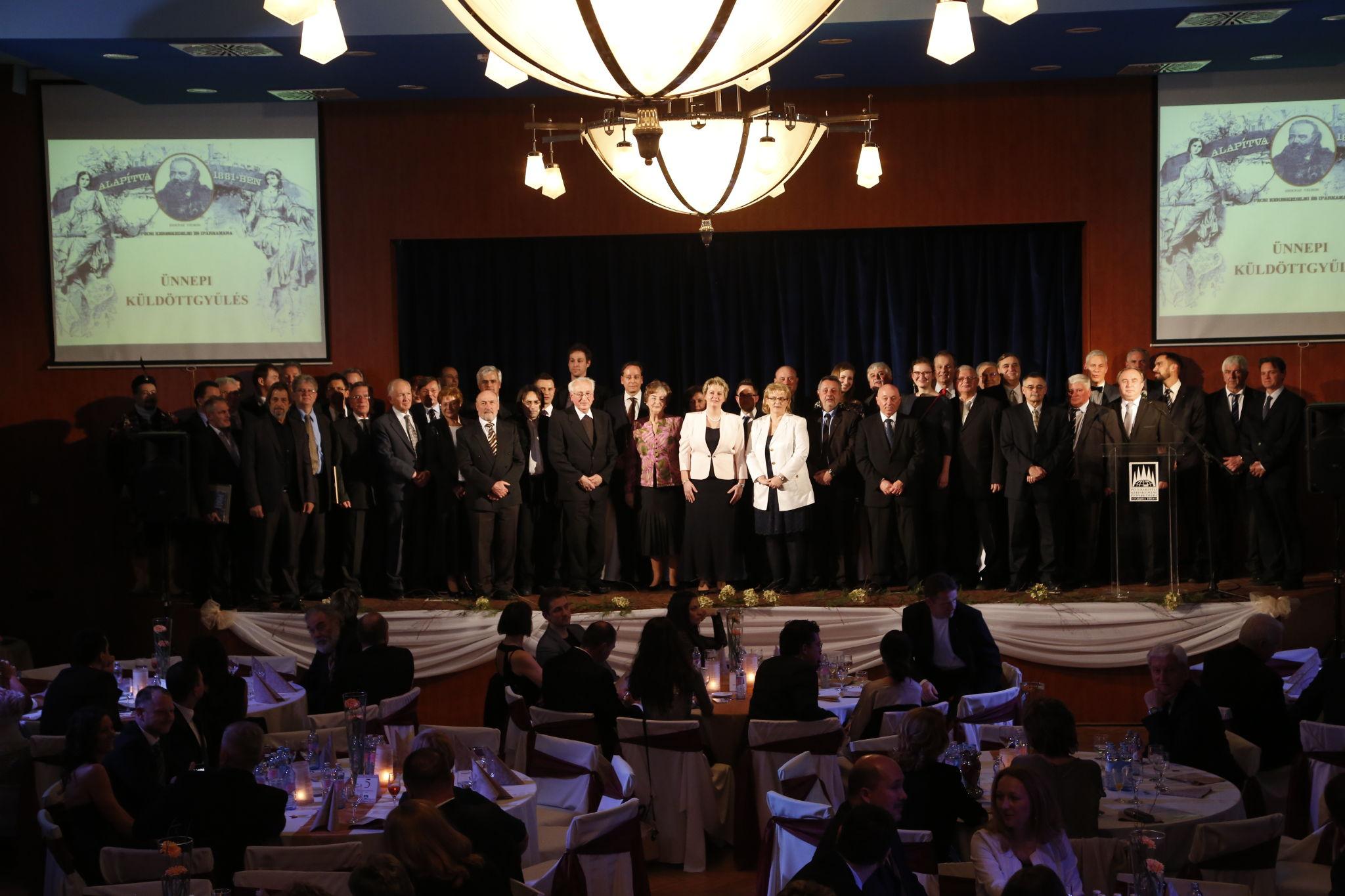 A PBKIK 2016-os díjazottjai