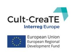 Cult-CreaTE Interreg Europe