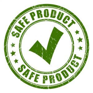 Biztonságos termék